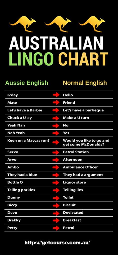 How To Speak Australian  Guide For International Students