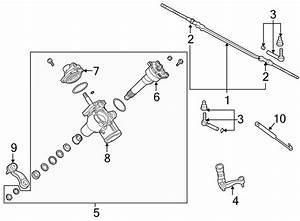 2007 Chevrolet Silverado 2500 Hd Steering Idler Arm