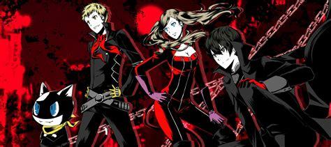 Persona 5 Animated Wallpaper - persona 5 hd wallpaper background image 2690x1200 id