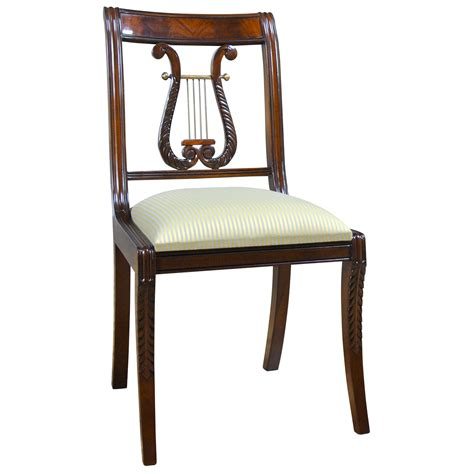 wooden harp back chairs home furniture dining room chairs harp back chair