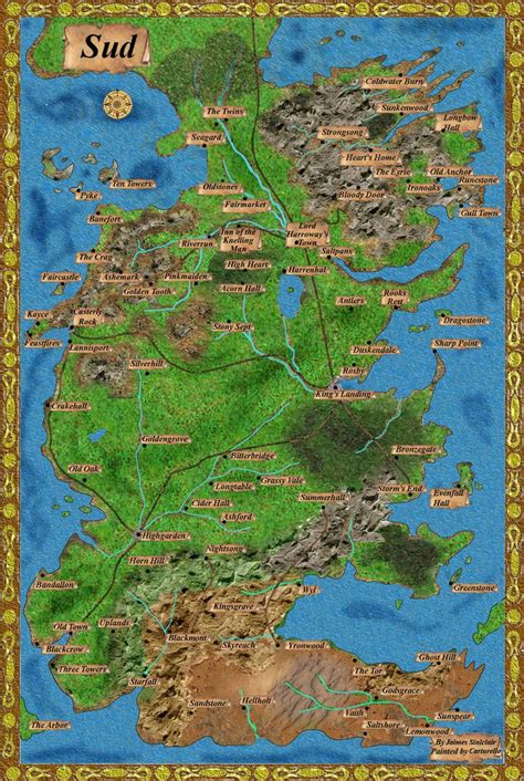 map  westeros resources  game  thrones