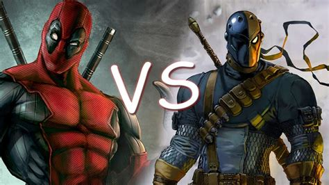Deadpool Vs Deathstroke Full Fandub