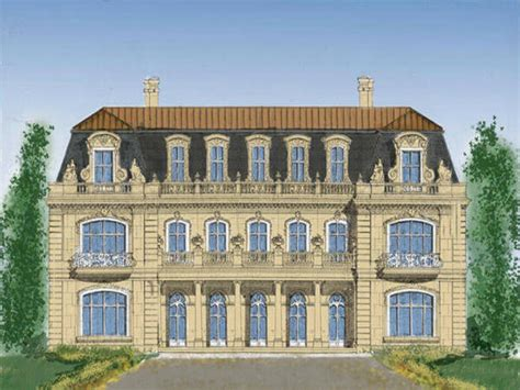 house plans for mansions chateau mansion home plans country mansions