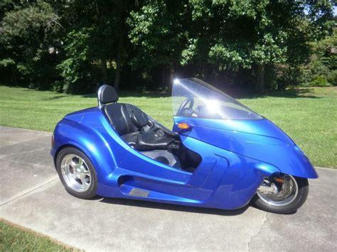 Buy 2009 Thoroughbred Stallion Trike 11,050 Miles No On