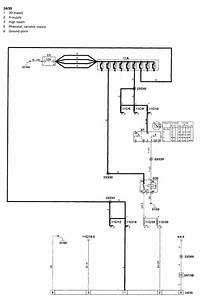 Volvo C70  1998  - Wiring Diagrams - Accessory Controls