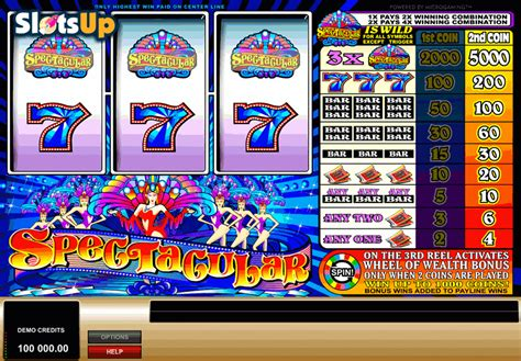 Spectacular Slot Machine Online ᐈ Microgaming™ Casino Slots
