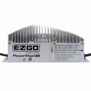 Ezgo 48v Golf Cart Battery Charger Rxv Connector Oem Delta