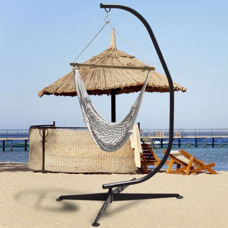 Hammock Air Chair by Steel C Frame Hammock Air Chair Stand With 100 Cotton