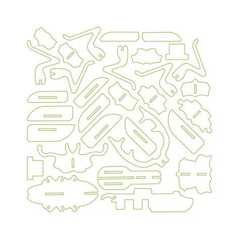 dxf plans downloads scarab 3d wooden puzzle pinterest cnc sliceform and 3d puzzles