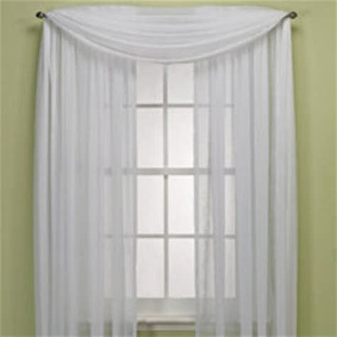 Bed Bath And Beyond Sheer Curtains by Crushed Voile Platinum Collection Sheer From Bed Bath Beyond