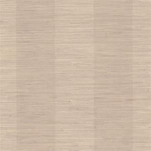 Brewster Jayde Purple Faux Grasscloth Wallpaper