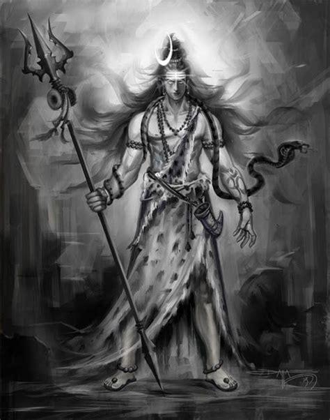 God Shiva Animated Wallpaper - lord shiva in rudra avatar animated wallpapers