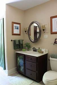 decorating ideas for bathrooms budget small apartment With small old bathroom decorating ideas