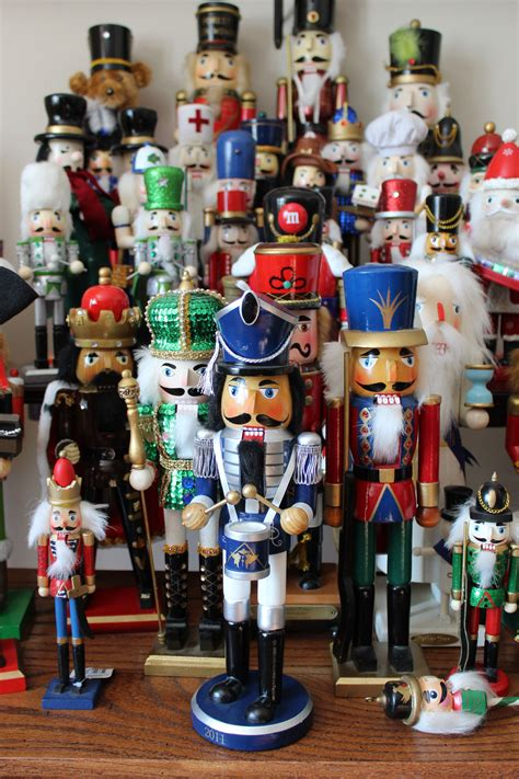 Local woman's Nutcracker collection includes more than 130 ...