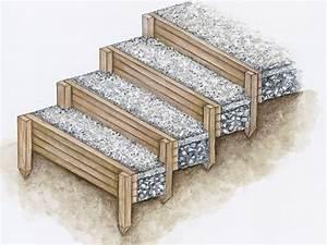 Gartentreppe Bauen Holz : die besten 25 holzwand garten ideen auf pinterest sichtschutz sichtschutz garten und ~ Eleganceandgraceweddings.com Haus und Dekorationen