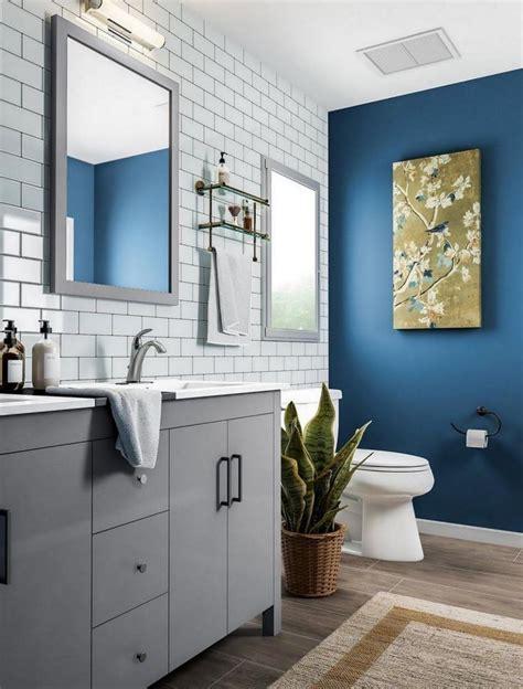 blue gray and white bathroom ideas grey bathrooms gray