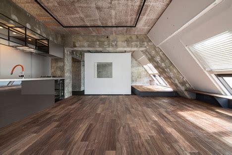 studio architects creates unfinished aesthetic  tokyo