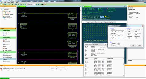 ladder logic software
