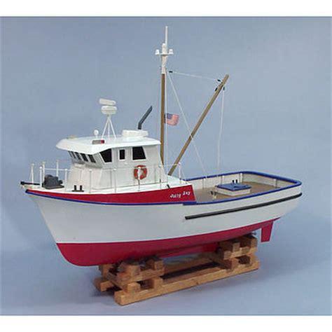 Fishing Boat Kits by 24 Jolly Fishing Trawler Boat Kit Wooden Boat Model