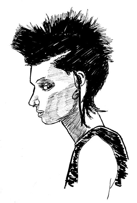 Sketched Screenings: The Girl with the Dragon Tattoo