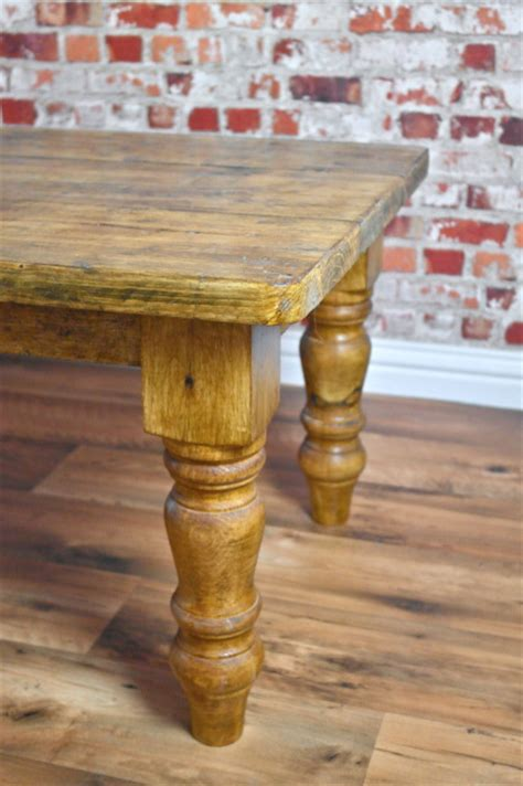 Buying a farmhouse coffee table isn't really a big deal if you know exactly what you want. Rustic Farmhouse Pine Coffee table made from Reclaimed Wood