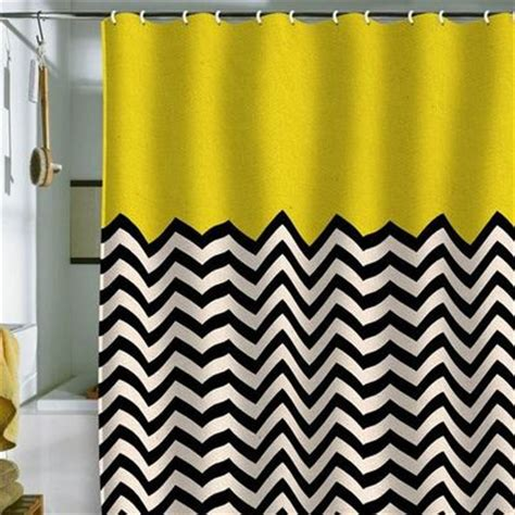black and yellow shower curtain memes