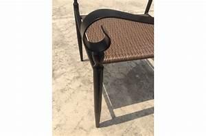 Chaise En Fer Forgé : chaise en fer forg et r sine haut de gamme florida ~ Dode.kayakingforconservation.com Idées de Décoration