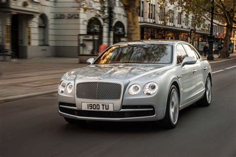 bentley flying spur sedan  price specs