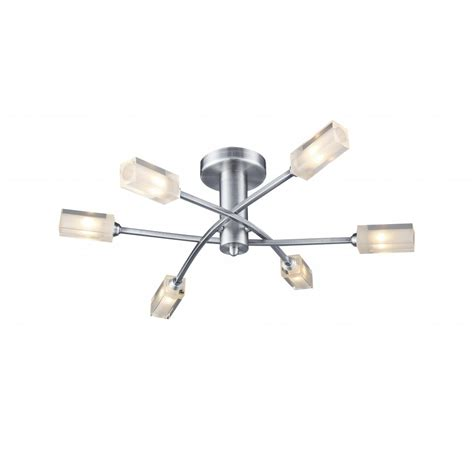 ceiling lights for low ceilings morgan satin chrome ceiling light for low ceilings