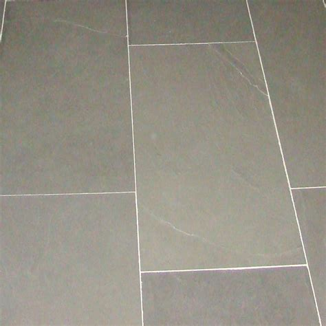 dalles carrelage ardoise grise 60x30 indoor by
