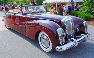 Daimler Green Goddess Reigns At Hershey Concours