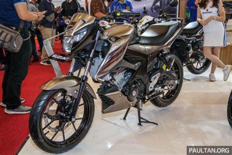 Suzuki Gsx 150 Bandit Image by 2018 Suzuki Gsx150 Bandit Launch At Giias Indonesia