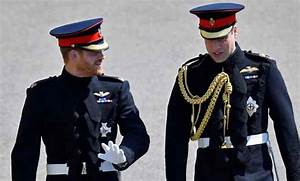 Prince Harry wears frock-coat uniform of the Blues and ...