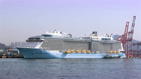 Royal Caribbean Begins Building of New China Cruise Ship ...