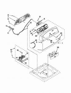 Kenmore Model 11026002011 Residential Washers Genuine Parts