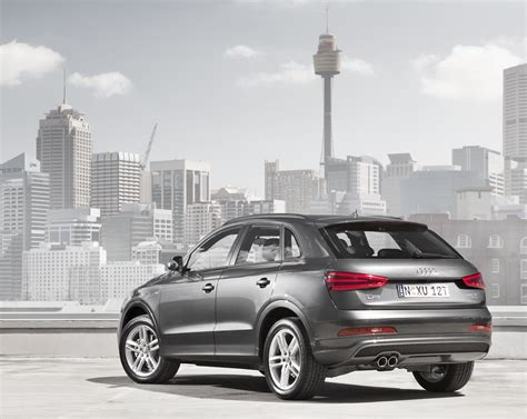 Audi Q3 New Baby Luxury Suv Targets Evoque And X1 Photos