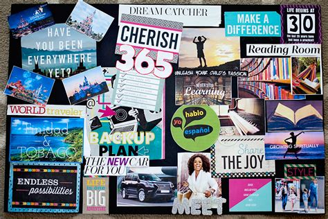 Start Your 30 S The Right Way How To Host A Vision Board Cherish365