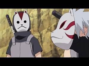 Naruto Episode 357 (An Uchiha Anbu, Kakashi Itachi duo ...