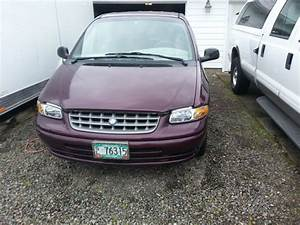 Purchase New 1999 Plymouth Voyager In Salem  Oregon