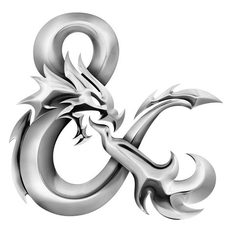 Feast Your Eyes On The New Dungeons & Dragons Ampersand
