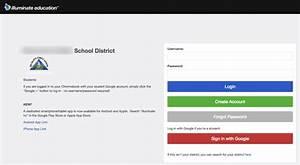 Portal Login Display Configuration – Illuminate Education