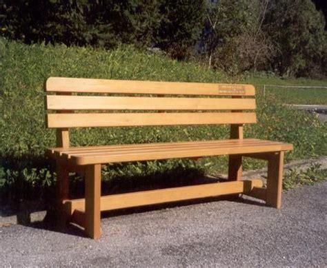 costruire una panchina in legno costruire una panca in legno
