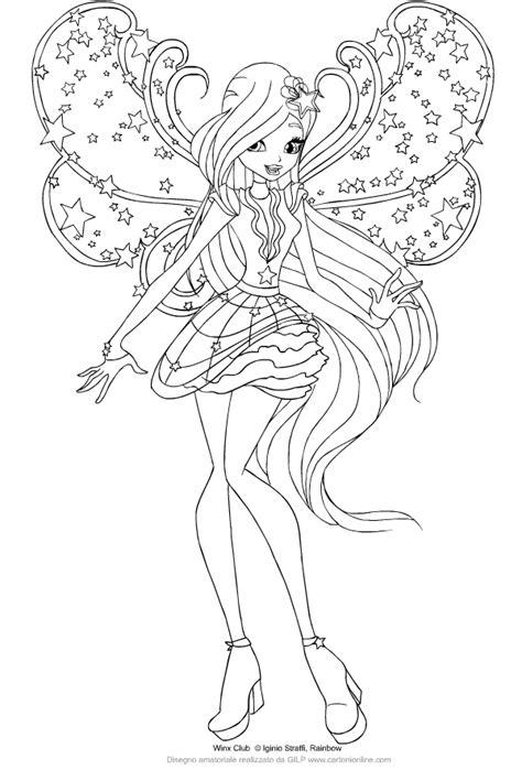 disegni da colorare fate e sirene disegni da colorare di fate e sirene