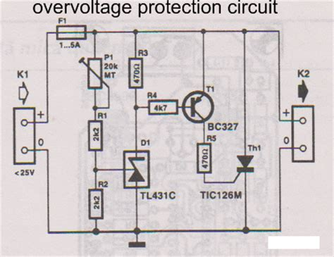 Overvoltage Protection Circuit