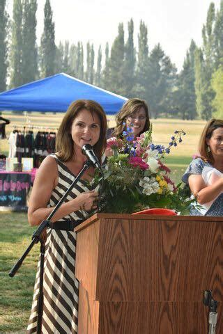 angela dupont honored  united   lewis countys