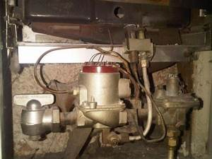 Wall Heater Gas Valve Replacement Needed