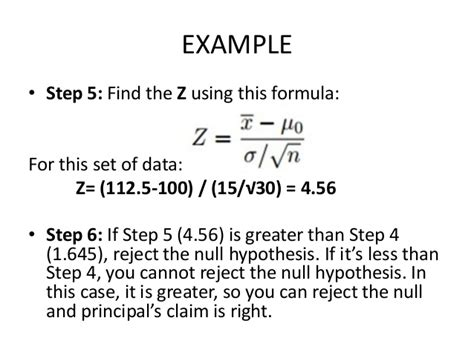 test examples formula example calculate ztest score calculator use step ti using