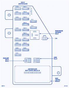 Dodge Stratus 2002 Fuse Box  Block Circuit Breaker Diagram