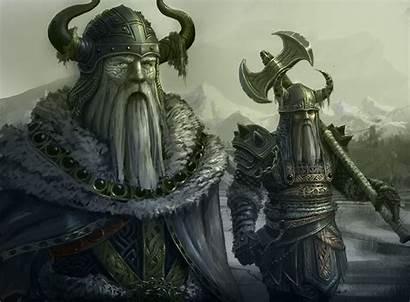 Viking Norse Warriors Fantasy