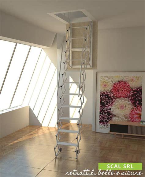 scale per soffitte scala retrattile a soffitto scale retrattili per soffitte